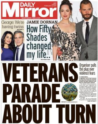 Daily Mirror Friday