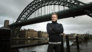 Sting in Newcastle