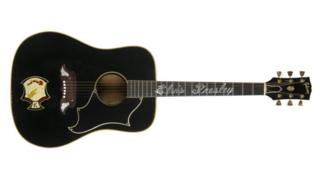 Elvis Presley's guitar