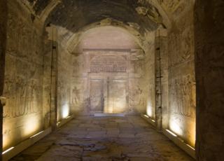 Храм Абидоса