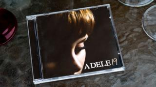 Adele 19 cover