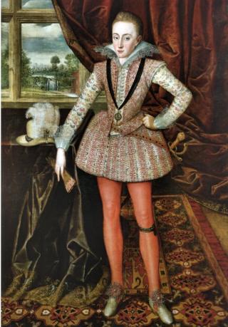 Prince Henry Fredrick Stuart