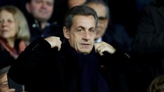 Cựu Tổng thống Pháp Nicolas Sarkozy