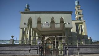 ساختمان مسجد