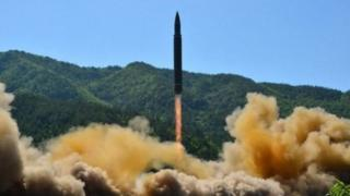 Түндүк Корея Ракета