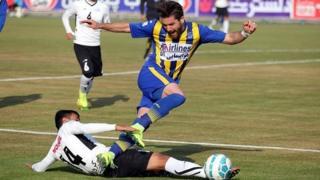 هفته بيست و ششم ليگ برتر فوتبال ايران
