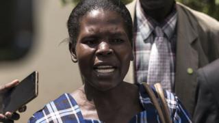 Josephine Majani nile ẹjọ