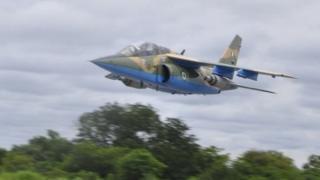 Najeriya za ta sayi jiragen yaki samfurin Embraer A-29 Super Tucano kan kudi dala miliyan 600 daga Amurka