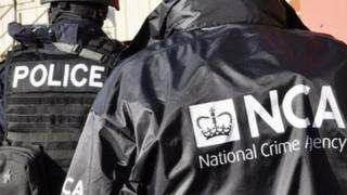 NCA officers