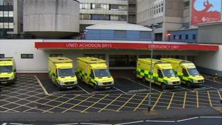 Emergency unit
