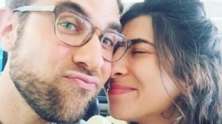 Джессіка Леманн та її наречений Джесс Еш