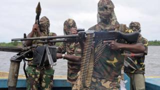 Ẹgbẹ ajijagbara Niger Delta Avengers