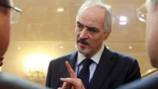 Башар Джаафарі засудив провокаційні заяви голови опозиційної делегації