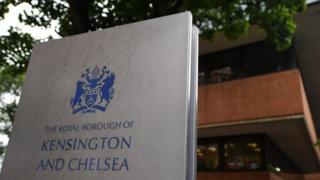 Kensington and Chelsea council building