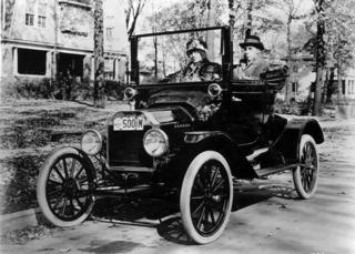 Ford Modelo T de 1914.