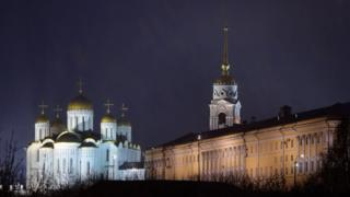 Церковь во Владимире