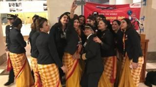 Mata ma'aikatan Air India