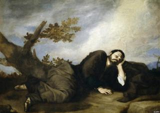 Jose de Ribera: Jacob's Dream