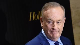 Television host Bill O'Reilly attends the Hollywood Reporter's 2016 35 Most Powerful People in Media in New York.