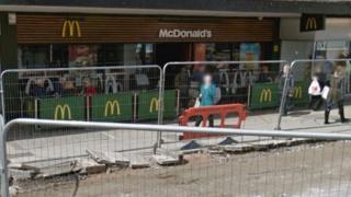 McDonald's, Warrington Street, Ashton-under-Lyne