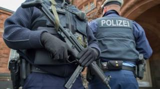 ماموران پلیس آلمان