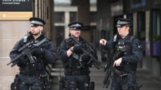 Londra saldırısı