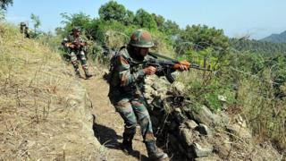 Hindistan askerleri