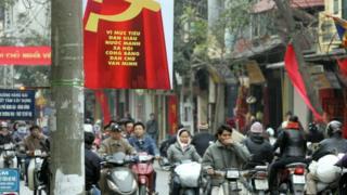Cờ Đảng Cộng sản ở Việt Nam
