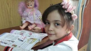 Алеппо, Бана Алабед