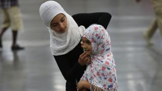 हिजाब पहने लड़की (फाइल फोटो)
