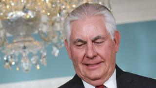 White House 'has plan to replace Tillerson'