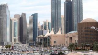 اتهمت قطر بدعم الإرهاب