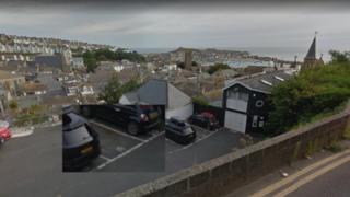 St Ives Secure Car Park