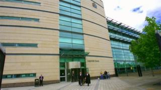 Belfast Laganside Courts