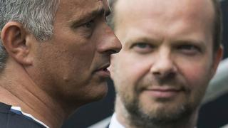 Jose Mourinho da Ed Woodward