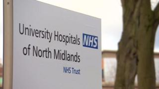 University Hospitals of North Midlands NHS Trust