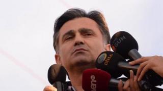 HDP Diyarbakır Milletvekili Ziya Pir