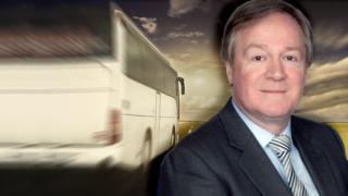 Bus and Nick Jones