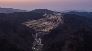韩国乐天集团给萨德提供的场地