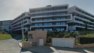 Alvor Baia hotel