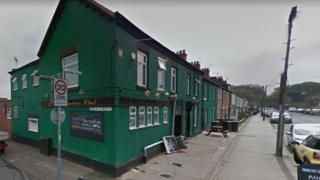 Green Bear Pub, Nuneaton