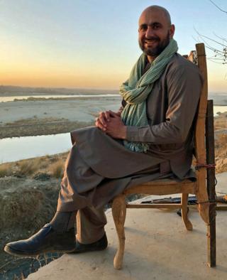 أولياء أترفي مراسل بي بي سي في أفغانستان