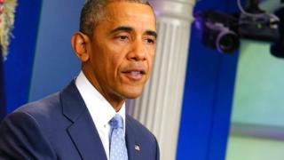 Madaxweynaha Mareykanka Barack Obama