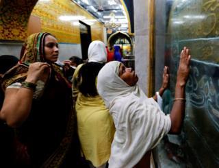Ramadán en Bombay, India,