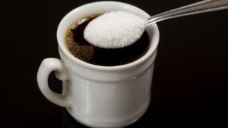 coffee cup and teaspoon