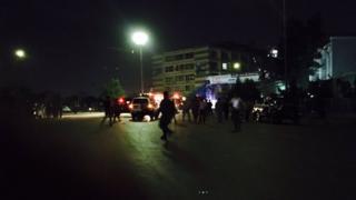 این انفجار در شرق کابل رخ داد