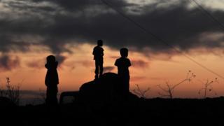 Suriyeli çocuklar
