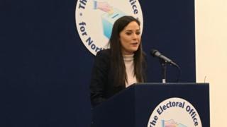 Sinn Féin's Órfhlaith Begley