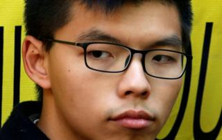 再度判監:黃之鋒稱香港已是「半獨裁城市」