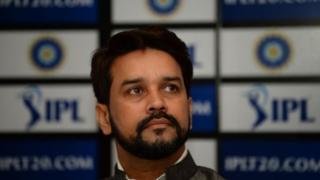 Anurag Thakur na da karfin fada aji a harkokin siyasar India